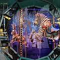 Tiffany's Carousel by Stefa Charczenko