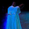 Whirling Dervish - 2 by Okan YILMAZ