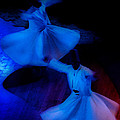 Whirling Dervish - 3 by Okan YILMAZ