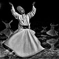 Whirling Dervish by Okan YILMAZ