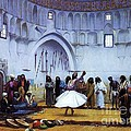 Whirling Dervishes by Pg Reproductions
