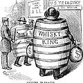 Whisky Ring Cartoon, 1875 by Granger