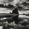Whitby Abbey by Simon Marsden