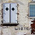 White Brick by Andrew Fare