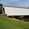 White Bridge by Mark Bowmer