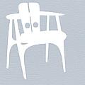 White Chair by Naxart Studio