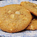 White Chocolate Chip Cookies by Andee Design