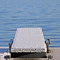 White Frost Diving Board by Ralf Kaiser