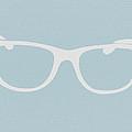 White Glasses by Naxart Studio