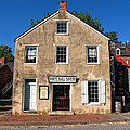 White Hall Tavern Harpers Ferry Virginia by Dave Mills