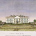White House, D.c., 1820 by Granger