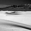 White In White Sands by Ralf Kaiser