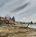 White Lake by Frank Zampardi