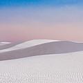 White Sand Dunes by by Sathish Jothikumar