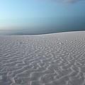 White Sands by Caroline Lomeli