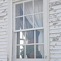 White Window  by Peggy  McDonald
