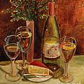 White Wine-dreams by Vic  Mastis
