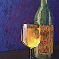 White Wine by Garry McMichael
