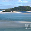 Whitehaven Beach  by Carol Ailles