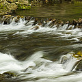 Whitewater River Rapids 3 by John Brueske
