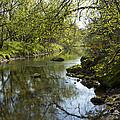 Whitewater River Spring 10 by John Brueske