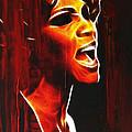 Whitneys Tears by Steve K