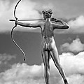 Who Needs Cupid 2 Monochrome by Steve Harrington