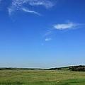 Wide Open Alberta Prairies by Jim Sauchyn
