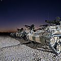 Wiesel 1 Atm Tow Anti-tank Vehicles by Terry Moore