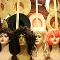 Wigs And Hats by Brian Sereda
