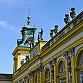 Wilanow Palace - Poland by Jon Berghoff
