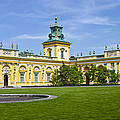 Wilanow Palace - Warsaw by Jon Berghoff