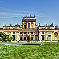 Wilanow Palace - Warsaw Poland by Jon Berghoff