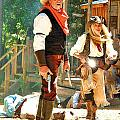 Wild Bill And Calamity Jane by Dean Wittle