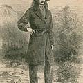 Wild Bill Hickok 1837-1876, Portrait by Everett