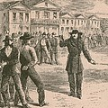 Wild Bill Hickok Was A Gunfighter by Everett