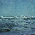 Wild Blue - High Surf - Outer Banks by Mother Nature
