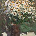 Wild Chamomile by Juliya Zhukova