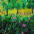 Wild Flowers 451190 by Pol Ledent