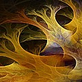Wild Trees by Lourry Legarde