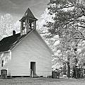 Wildwood Church by Mary Almond