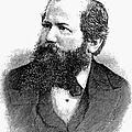Wilhelm Steinitz (1836-1900) by Granger