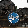 Willamette Steam Engine 7d15104 by Wingsdomain Art and Photography