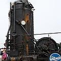 Willamette Steam Engine 7d15105 by Wingsdomain Art and Photography