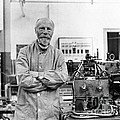 Willem Einthoven, Dutch Physiologist by Science Source
