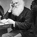 William Cullen Bryant, American Poet by Photo Researchers