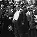 William Howard Taft 1857-1930 Receives by Everett