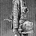 William Penn Statue, 19th Century by
