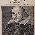 William Shakespeare First Folio by Terry Lynch