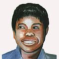 Wilma Rudolph by Emmanuel Baliyanga